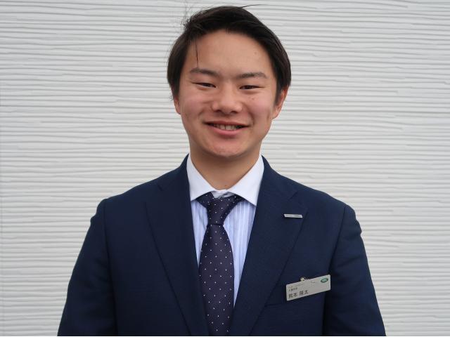 ネクステージのスタッフ写真 セールスエグゼクティブ 熊本 隆太