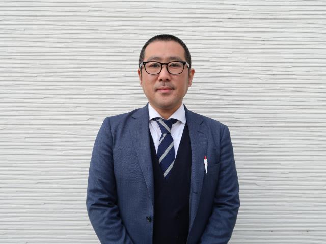 ネクステージのスタッフ写真 店長 澤田 辰也