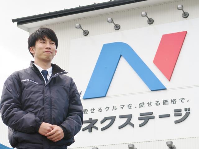 ネクステージのスタッフ写真 カーライフアドバイザー 伊藤 健士