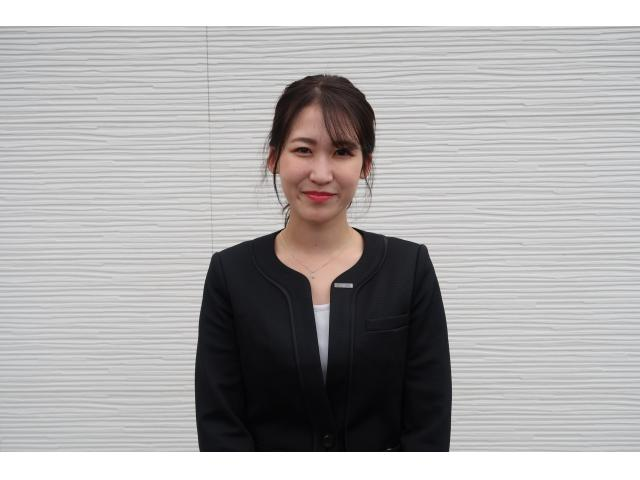 ネクステージのスタッフ写真 ショールームアテンダント 土井 優果