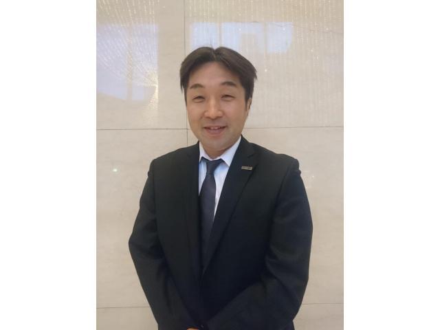 ネクステージのスタッフ写真 サービスマネージャー 尾崎 健