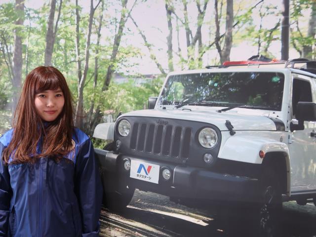 ネクステージのスタッフ写真 カーライフアドバイザー 松井 有理