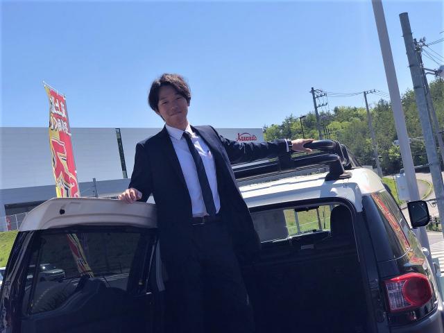 ネクステージのスタッフ写真 カーライフアドバイザー 吉田 浩太