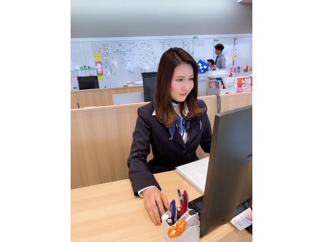 ネクステージのスタッフ写真 カーライフプランナー 秋田 舞