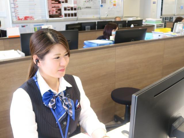 ネクステージのスタッフ写真 カーライフプランナー 松山 弘美