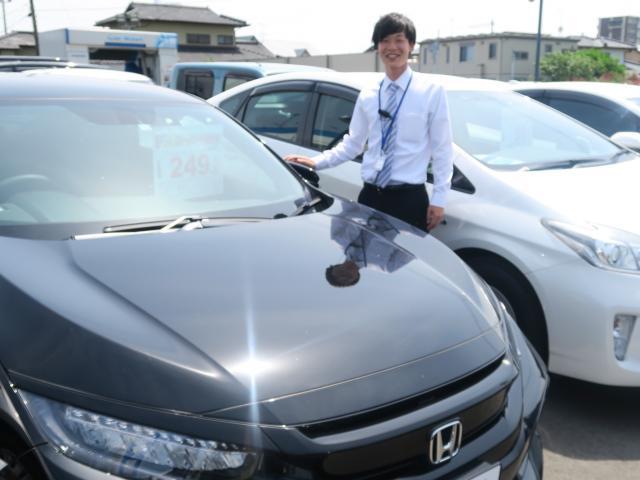 ネクステージのスタッフ写真 カーライフアドバイザー 渡邊 誠良