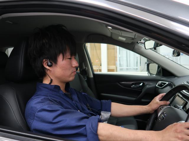 ネクステージのスタッフ写真 メカニック 今岡 祥平