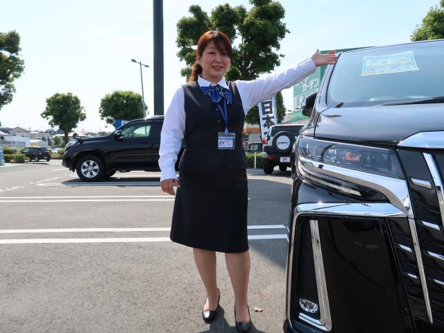 ネクステージのスタッフ写真 カーライフプランナー 片山 幸