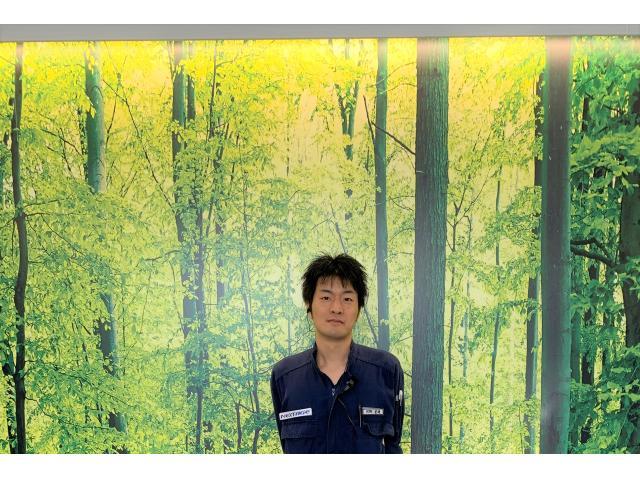 ネクステージのスタッフ写真 工場長 河野 宏道