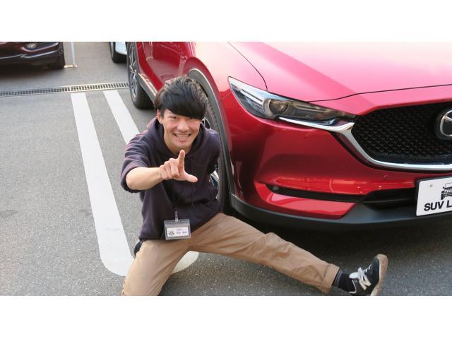 ネクステージのスタッフ写真 カーライフアドバイザー 前田 竜輝