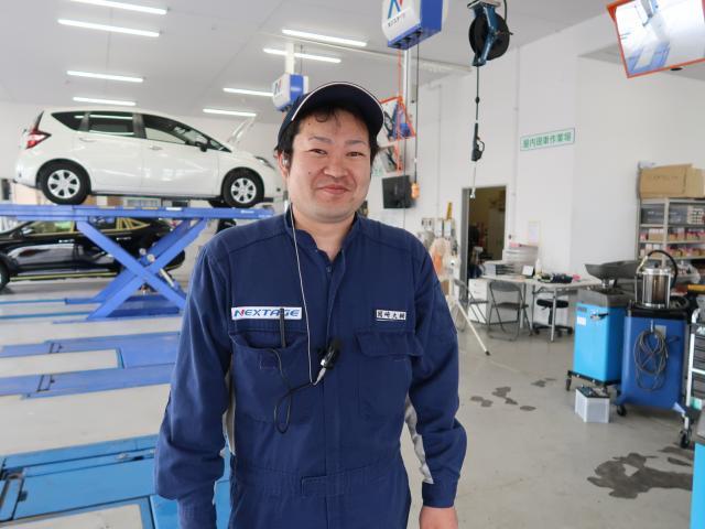 ネクステージのスタッフ写真 チーフアドバイザー 岡﨑 大輔