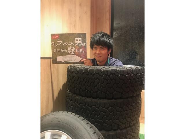 ネクステージのスタッフ写真 カーライフアドバイザー 岡田 和磨