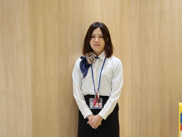 ネクステージのスタッフ写真 カーライフプランナー 杉山 智佐