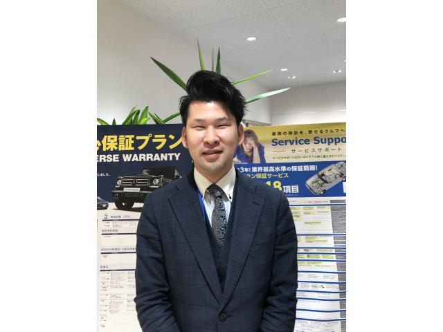 ネクステージのスタッフ写真 副店長 米倉 翔平