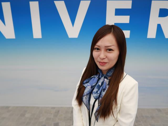 ネクステージのスタッフ写真 事務 松尾 涼子