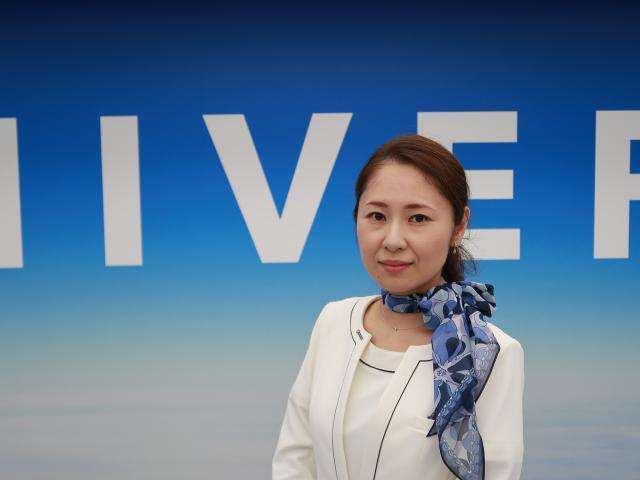 ネクステージのスタッフ写真 カーライフプランナー 津崎 千夏