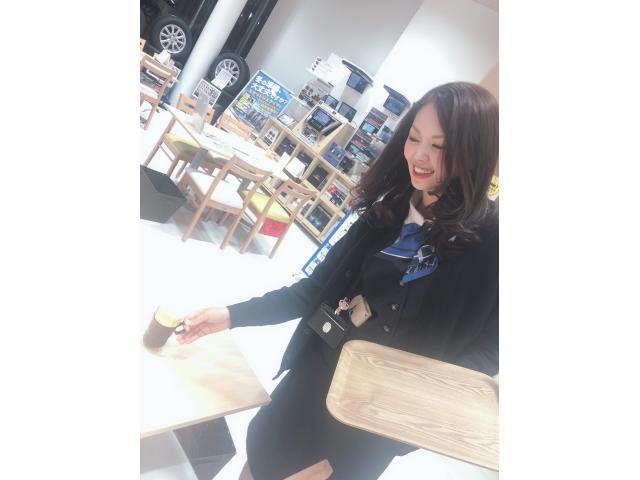 ネクステージのスタッフ写真 カーライフプランナー 水谷 温美