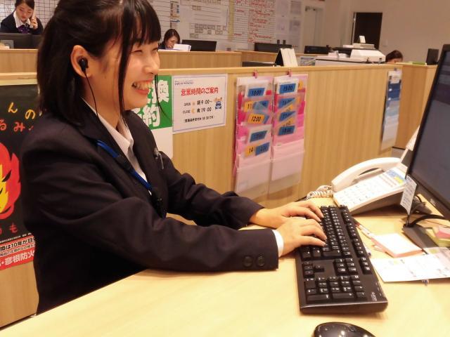 ネクステージのスタッフ写真 カーライフプランナー 廣瀬 優莉