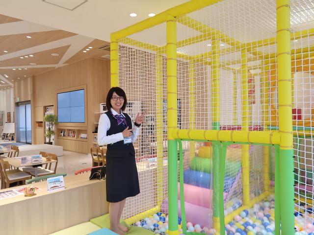 ネクステージのスタッフ写真 事務 今井 由美子