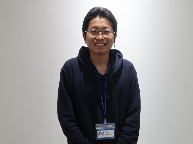 ネクステージのスタッフ写真 カーライフアドバイザー 鎌田仁