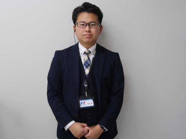 ネクステージのスタッフ写真 副店長 渋沢 徹