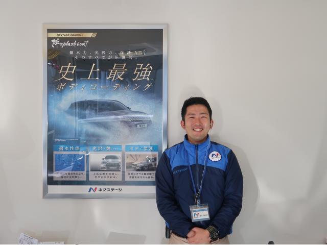 ネクステージのスタッフ写真 チーフアドバイザー 夏木 龍太郎
