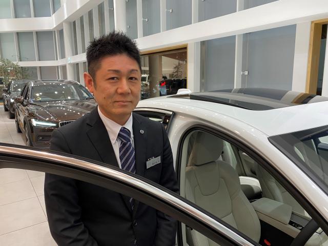 ネクステージのスタッフ写真 セールスパーソン 瀧本 慎一郎