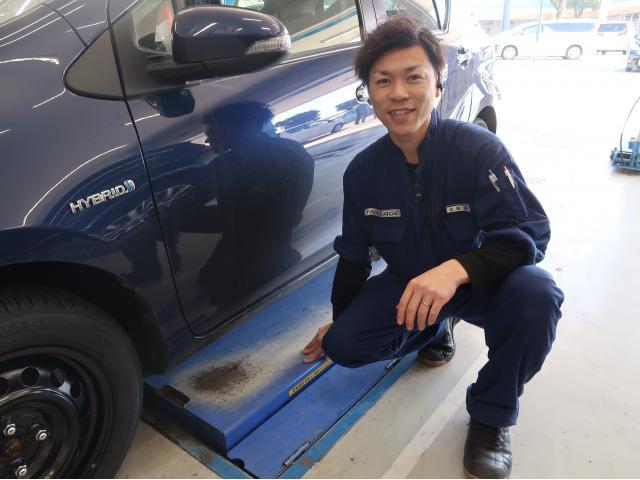 ネクステージのスタッフ写真 工場長 太田 満