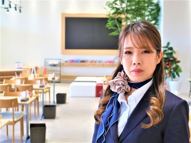 ネクステージのスタッフ写真 カーライフプランナー 山本 桜