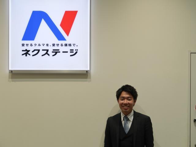 ネクステージのスタッフ写真 チーフアドバイザー 竹田 泰誠