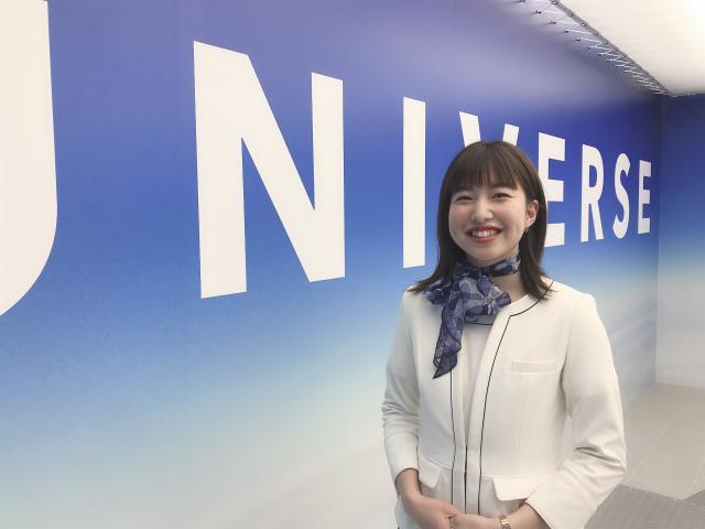 ネクステージのスタッフ写真 カーライフプランナー 西江 美貴子