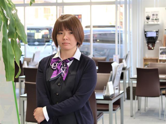 ネクステージのスタッフ写真 事務 岡宮 友紀子