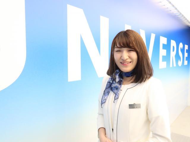 ネクステージのスタッフ写真 事務 大川 菜々子