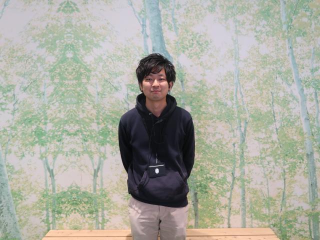 ネクステージのスタッフ写真 カーライフアドバイザー 山澤 昌伍
