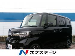 N BOXカスタム G・EXホンダセンシングの中古車画像