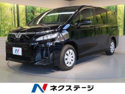ヴォクシー X 新車未登録 セーフティセンス 両側パワスラ クルコンの中古車