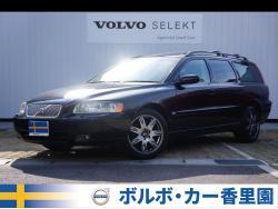 V70 ブラックパール・エディションの中古車画像