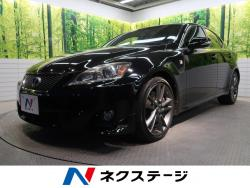 IS IS350 Fスポーツ ムーンルーフ 半黒革 純正18AWの中古車