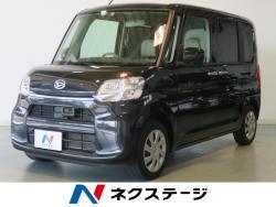 タント L SA 純正ナビ エコアイドル 地デジ キーレスの中古車