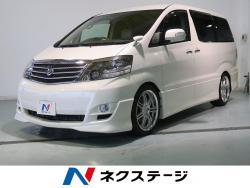 トヨタ アルファードG 中古車画像