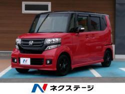 ホンダ N-BOX+カスタム 中古車画像