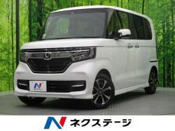 N-BOXカスタム G・Lホンダセンシング 届出済未使用車 両側電動ドアの中古車