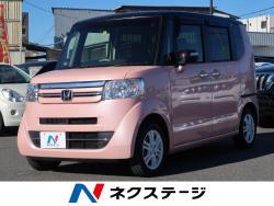 ホンダ N-BOX+ 中古車画像
