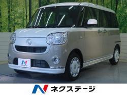 ムーヴキャンバス Xメイクアップリミテッド SAⅢの中古車画像