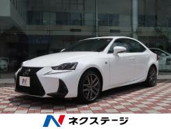 IS IS200t Fスポーツの中古車画像