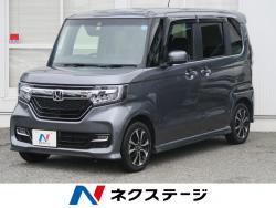 N-BOXカスタム G・Lホンダセンシングの中古車画像