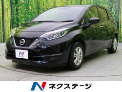 日産 ノート 中古車画像
