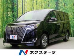 エスクァイア Gi 登録済未使用車 トヨタセーフティセンス 両側電動ドアの中古車