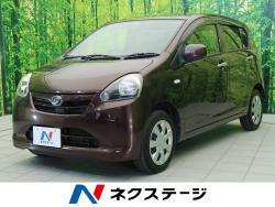 ミライース X 純正オーディオ アイドリングストップ 禁煙車の中古車