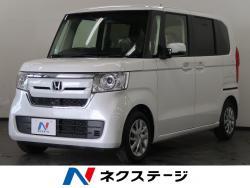 N-BOX G・Lホンダセンシング 届出済未使用車 LED 現行モデルの中古車
